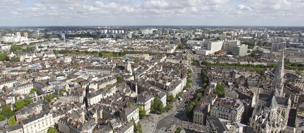 Nantes : ville culturelle et pratique