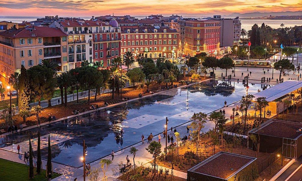 Comment se garer dans le centre de Nice