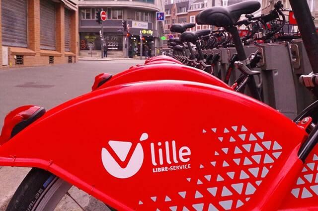 À Lille, les déplacements sont facilités