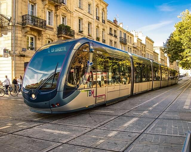 Bordeaux attire beaucoup de parisiens