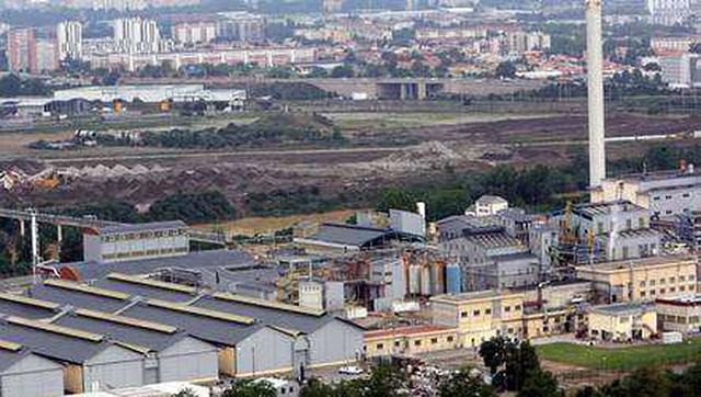 Toulouse de nouveau polluée