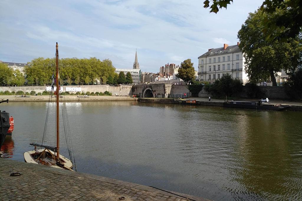 Vivre à Nantes, ville verte et écolo