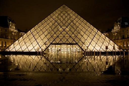 Faites un tour au Musée du Louvre
