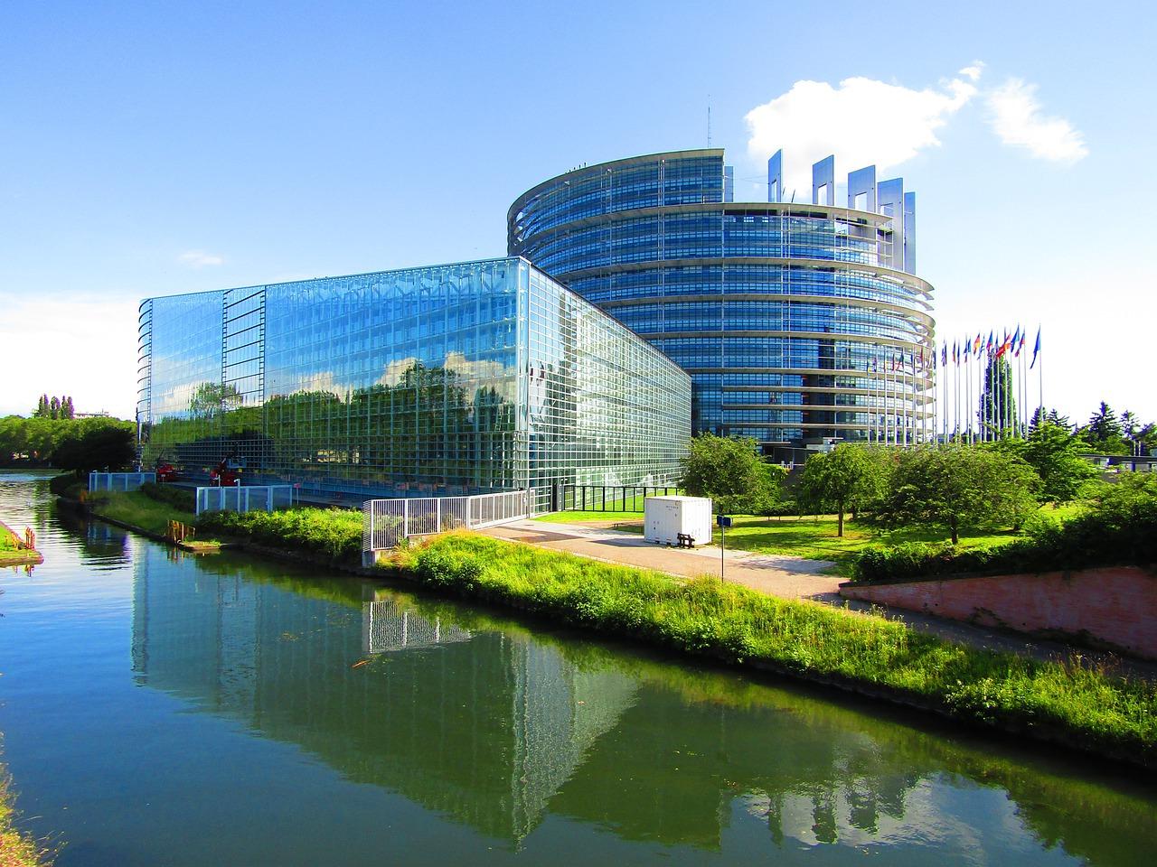 Strasbourg, capitale européenne
