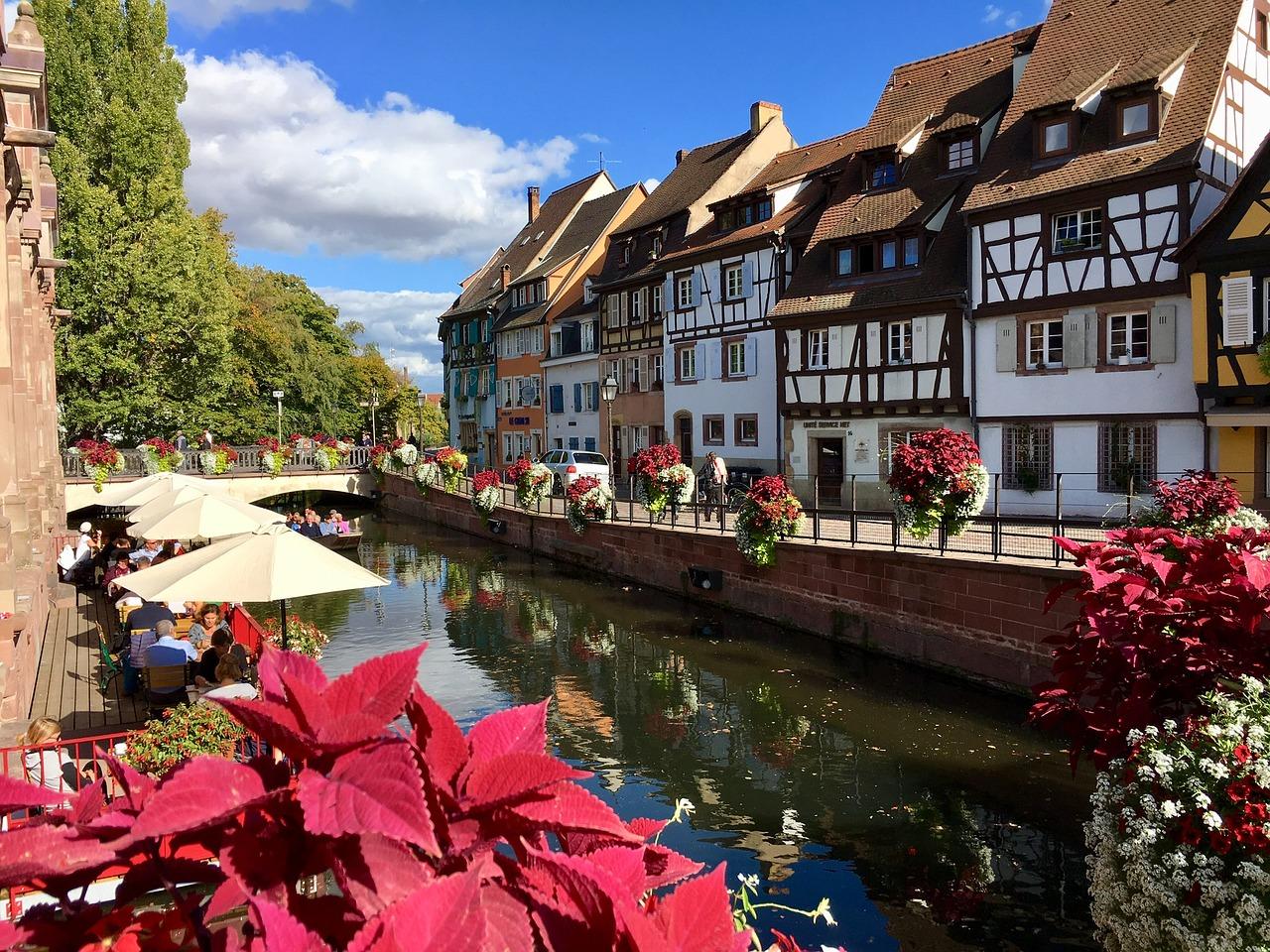 Colmar, une ville de charme