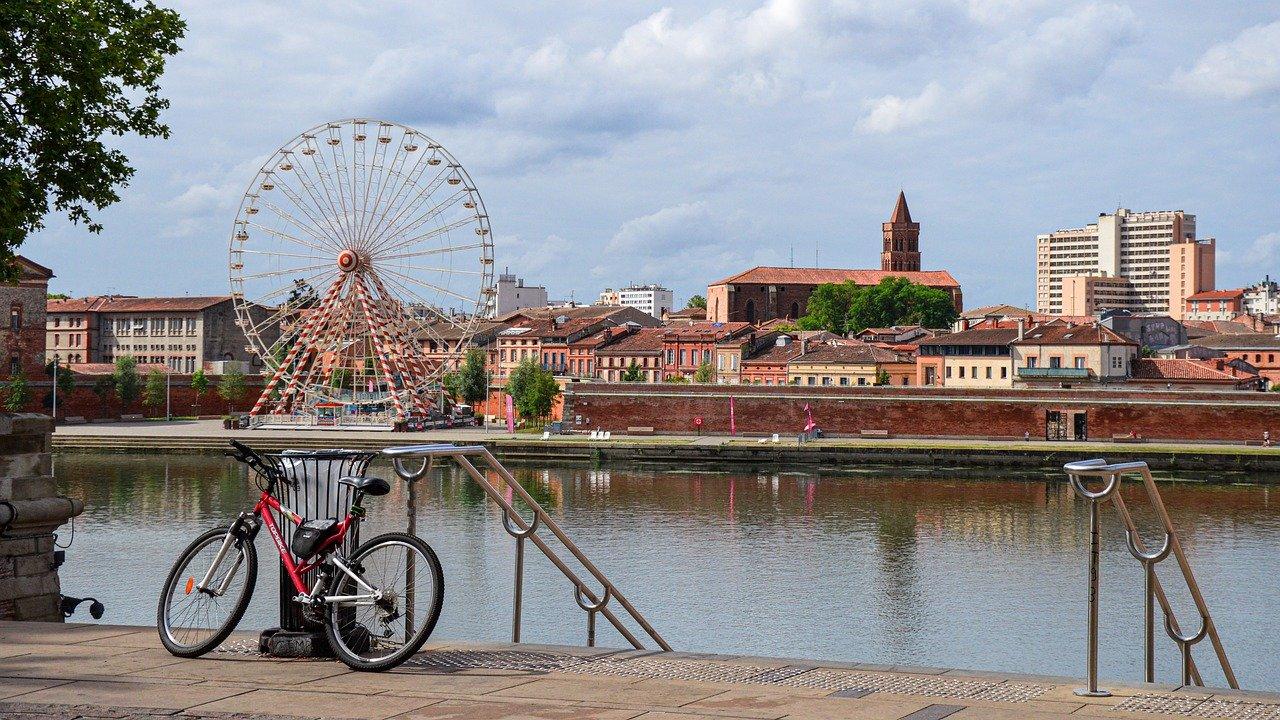 Toulouse, une ville au cadre de vie plaisant et écologique