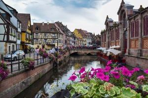 Les beaux quartiers de Colmar