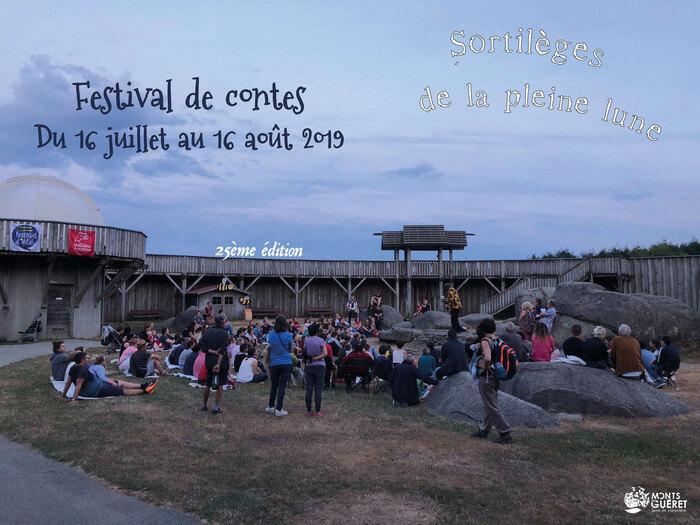 Festival sortilèges de la pleine lune à Guéret