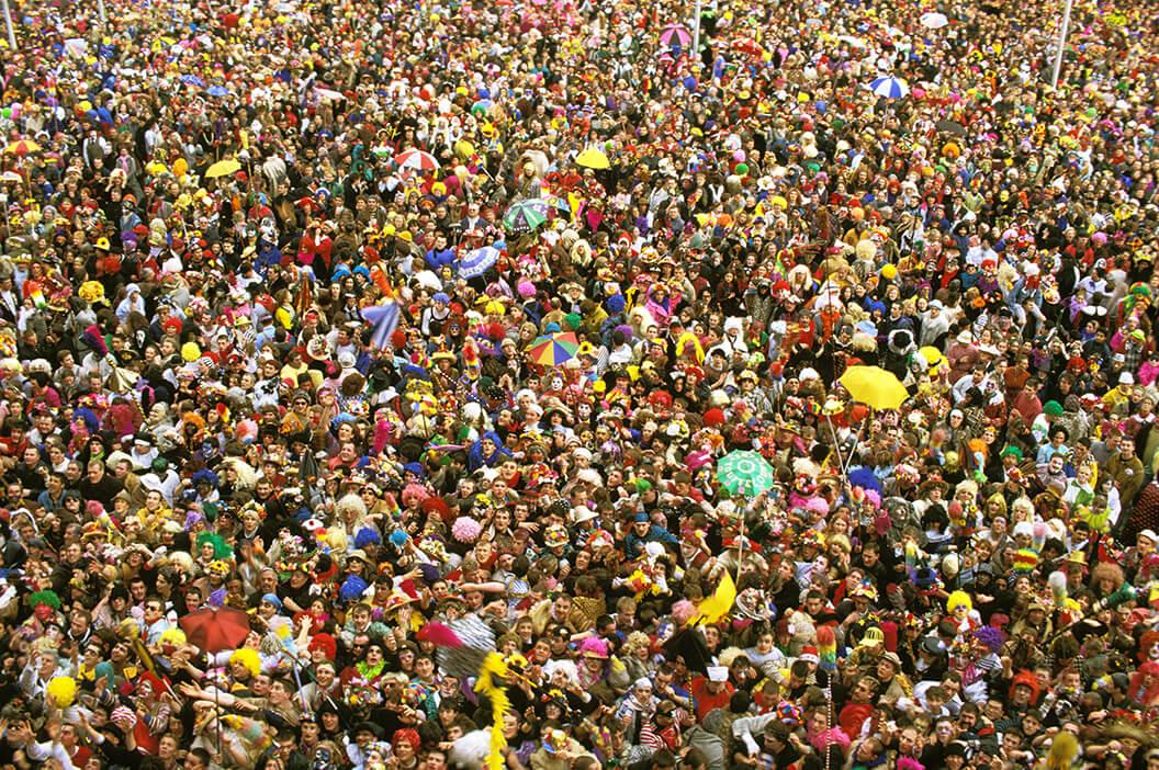 Les Carnavals en France