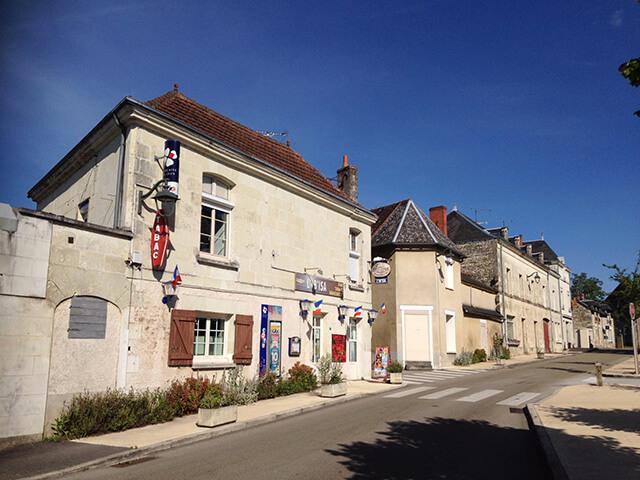 Village de Jaulnay