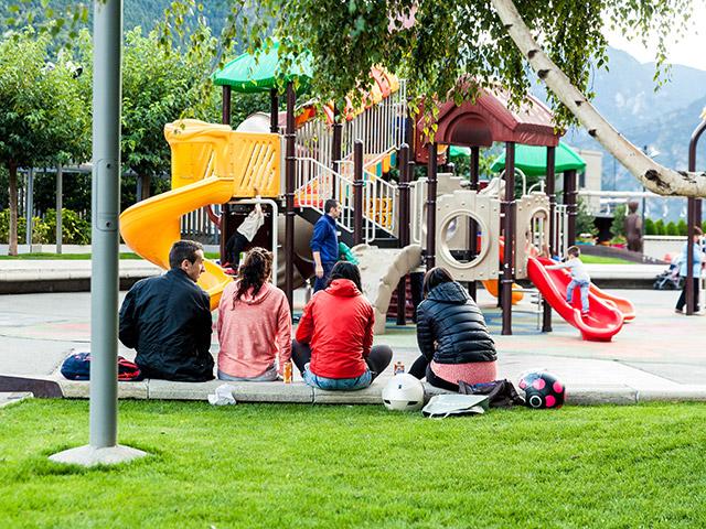 Le rôle des espaces publics