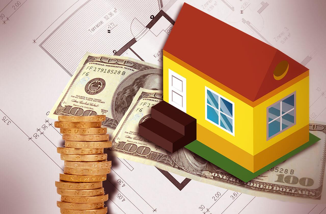 Les prix de l'immobilier en baisse dans un quart du pays