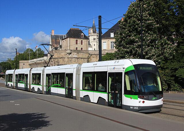 Nantes : Transports en commun et déplacements à l'heure nantaise