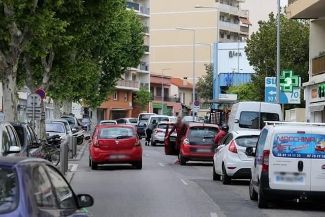 Parking gratuit à Nice