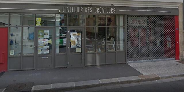 Atelier des créateurs à Caen