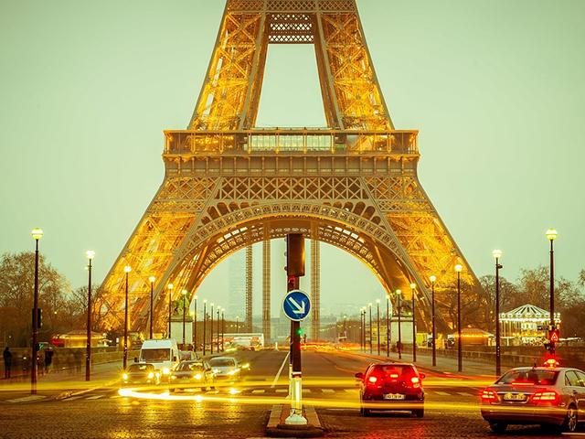 Péages urbains à Paris