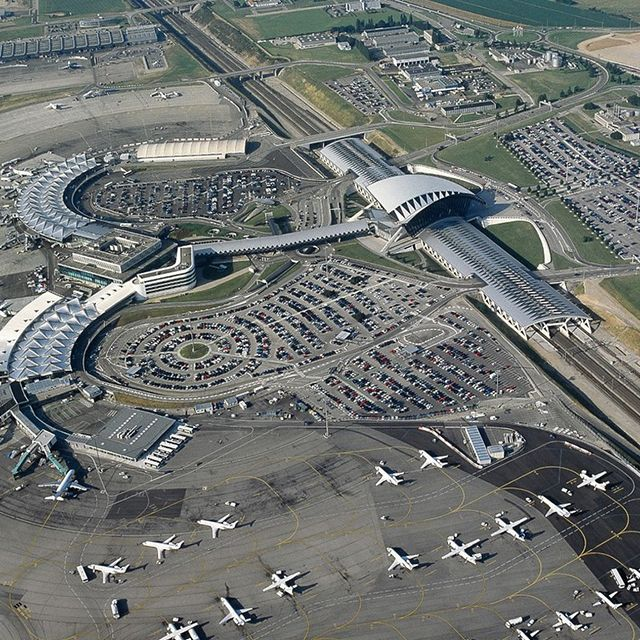 Aéroport saint exupery