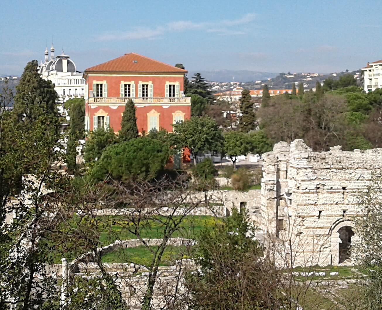 Jardin des Arènes de Cimiez