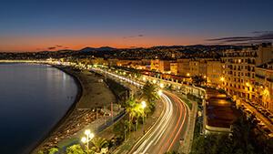 Capitale de la Côte d'Azur, Nice fait rêver de nombreuses personnes