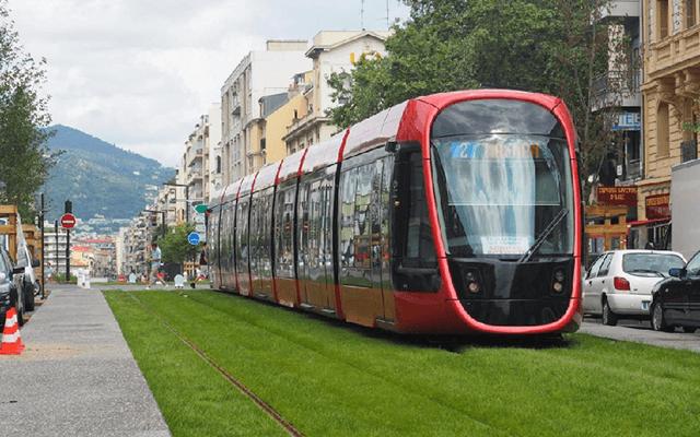 Les Transports à Nice